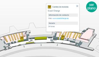 Madrid exact change cambio de divisas y moneda for Oficinas de cambio de moneda en barcelona