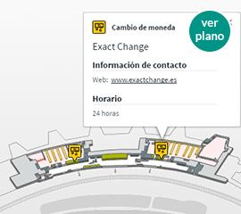 Cambio de divisas y moneda en madrid exact change for Oficinas de cambio de moneda en barcelona