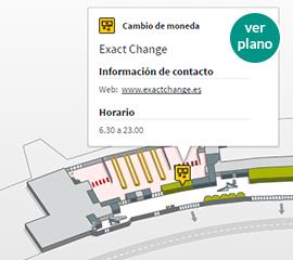 Cambio de divisas y moneda en madrid exact change - Oficinas de cambio de moneda en barcelona ...