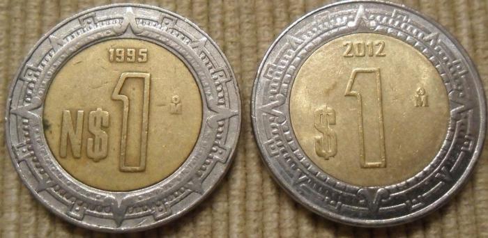 Monedas N 1 Y