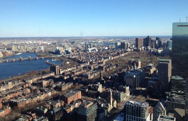 skywalk observatory boston