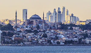 estambul skyline