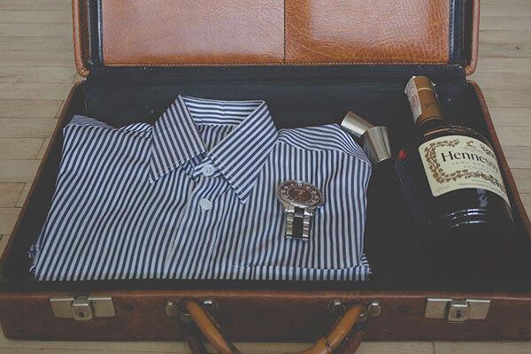 bebidas alcoholicas equipaje