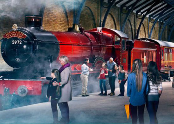 expreso hogwarts harry potter