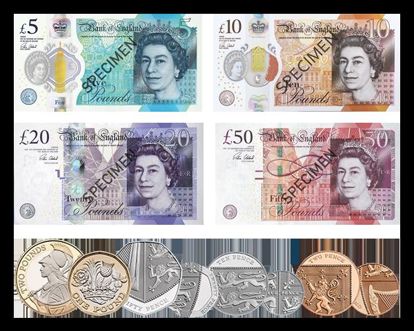 Dónde Cambiar De Euros A Libras Esterlinas