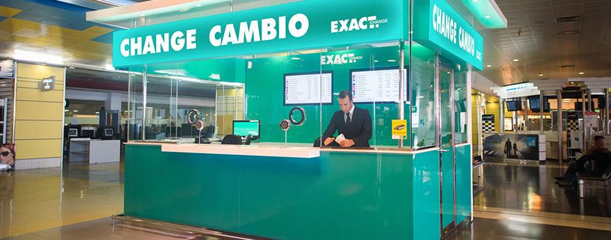 Oficinas exact change para cambiar divisas en alicante - Oficina de cambio barcelona ...