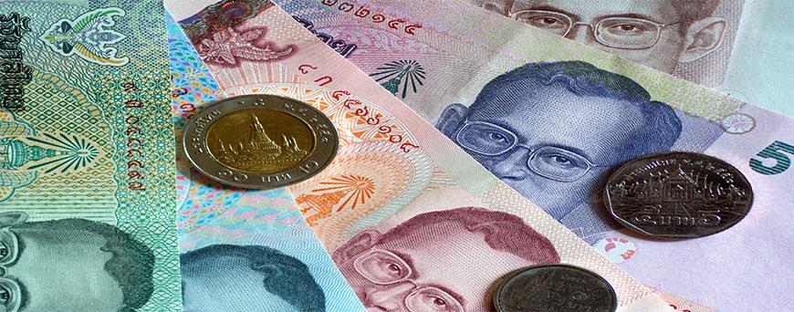 Historia y origen del baht tailand s - Oficinas de cambio de moneda en barcelona ...
